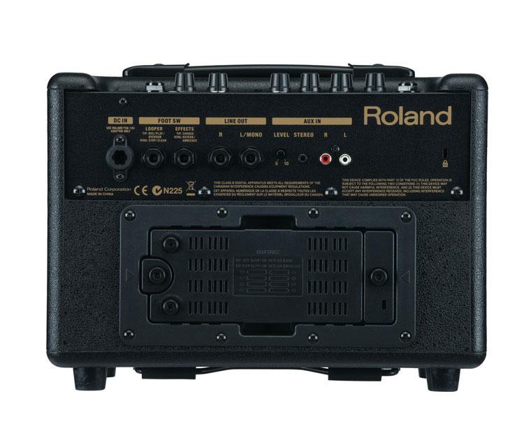 罗兰AC33